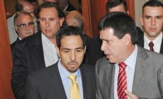 Los fiscales que habrían recibido dinero de José Ortiz