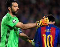 Buffón y los 5 delanteros más temibles: En su lista no figura Messi