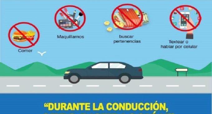 Medidas de seguridad para conductores y peatones