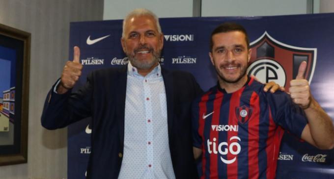 """Zapag sobre Cerro Porteño: """"Hoy, el mejor equipo del Paraguay"""""""