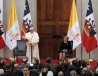 El Papa Francisco pide perdón por los abusos cometidos en Chile