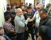 Payo Cubas amenaza con cintarear a Cartes y Zacarías