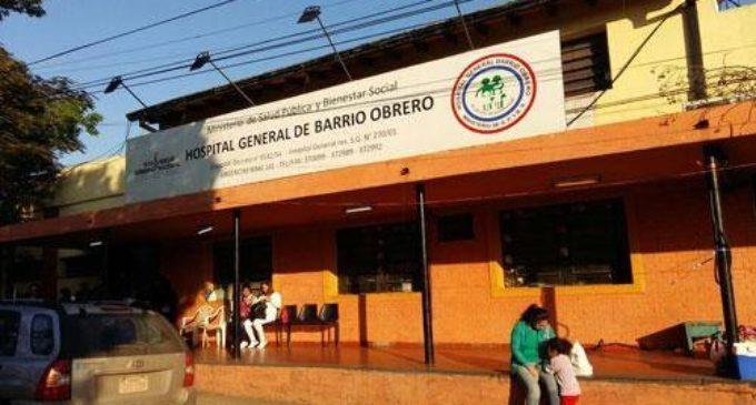 Realizarán manifestación en reclamo de construcción de un nuevo hospital general en Barrio Obrero