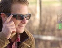 Anteojos inteligentes que responden a la voz para iOS y Android