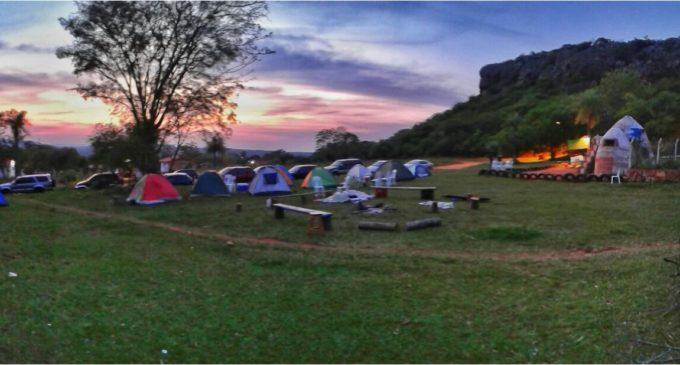 Camping y actividades turísticas en Yaguarón