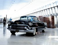 El mítico Cadillac de Perón es restaurado por el Gobierno de Macri