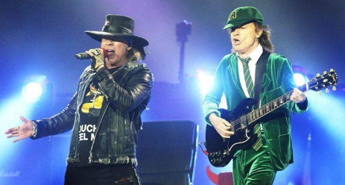 Axl Rose cumple 56 años y anuncian que grabará nuevo álbum con AC/DC