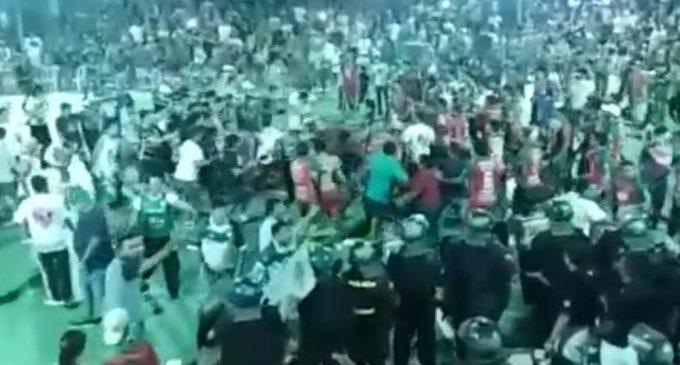 Sillas, puños y patadas: la violencia volvió a ganar en el fútbol de salón