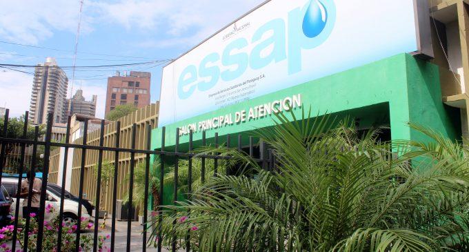 ESSAP cortará suministro de agua potable a municipios y gobernaciones