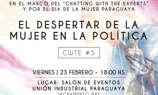 """""""El Despertar de la Mujer en la Política"""""""