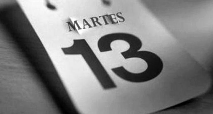 """""""No te cases ni te embarques"""" ¿Cómo surgió la superstición del Martes 13?"""