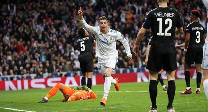 Doblete de Cristiano da la victoria al Real Madrid