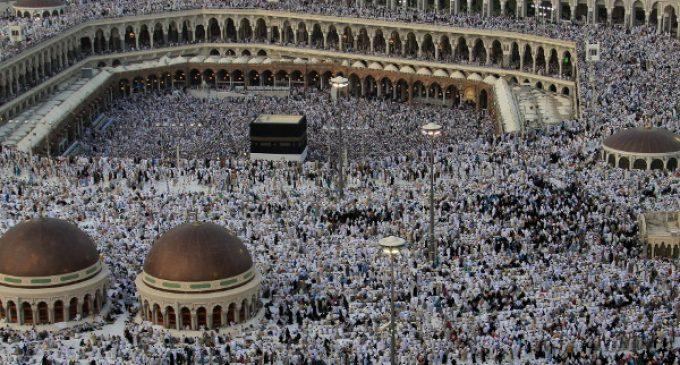 Mujeres denuncian acoso sexual en peregrinación islámica