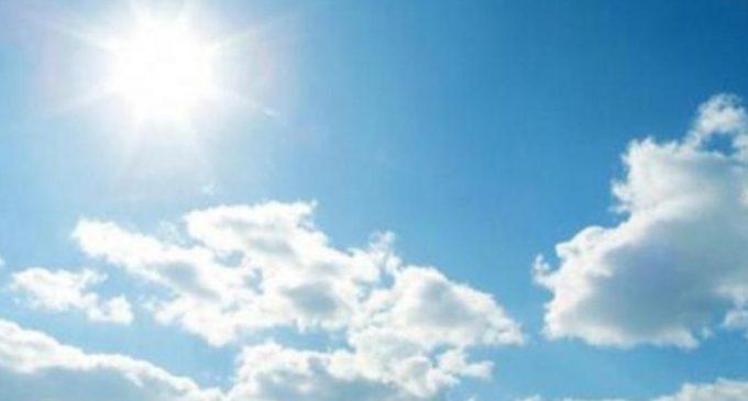 Clima fresco hasta el miércoles