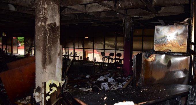 Encarnación: Catástrofe administrativa y quema de archivos en la Municipalidad
