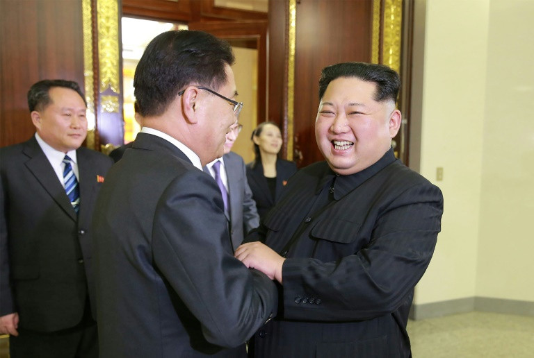 Las dos Coreas celebrarán una cumbre histórica en abril próximo