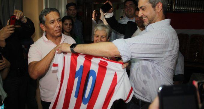 """""""El Senador Amarilla sigue afiliado al PLRA, pero él por ética hubiera renunciado"""""""