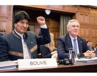 """Evo Morales aboga por la """"restauración"""" de las relaciones diplomáticas con Chile"""