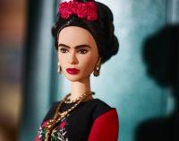 La muñeca Barbie inspirada en la mexicana Frida Kahlo que presentó Mattel el Día Internacional de la Mujer