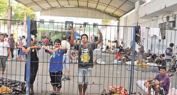 Encontraron G. 12 millones en poder de un interno del penal de Tacumbú