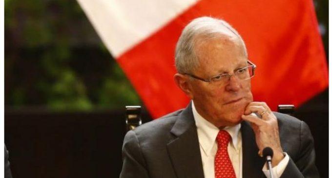 Prohíben al expresidente Kuczynski salir de Perú mientras es investigado por caso Odebrecht