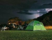 Camping junto a los mitos, en Yaguarón