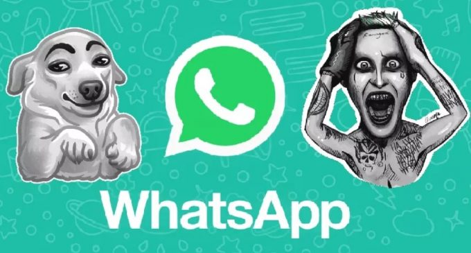 ¿Whatsapp utilizará stickers exclusivos?