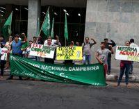 Campesinos reclaman obras al MOPC