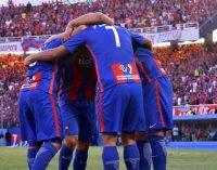Cerro Porteño recibe mañana al Defensor Sporting