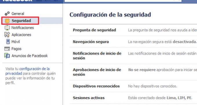 ¿Sabés cómo desactivar o eliminar tu cuenta de Facebook?