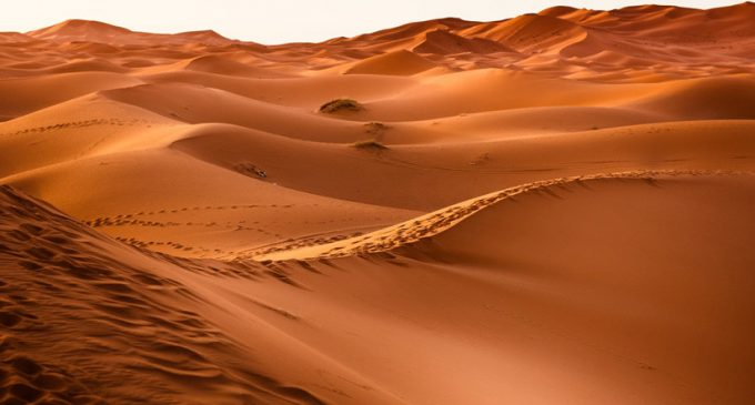 El desierto de Sahara se agrandó un 10% en los últimos 100 años