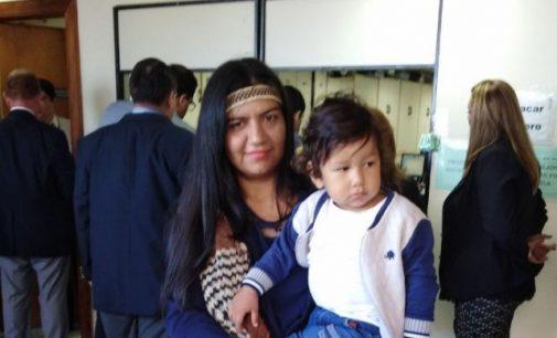 Luciana, la primera abogada indígena