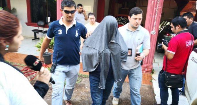 Hombre se entregó y confesó crimen de Patricia Amarilla