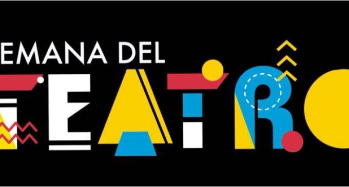 "Llega la ""Semana del Teatro"""