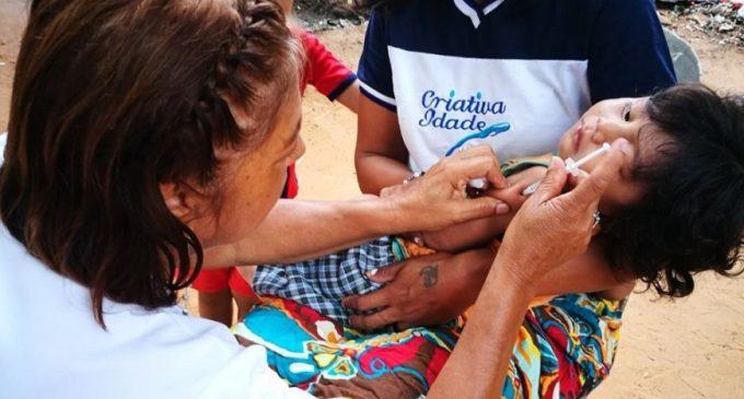 Feria de la salud en Roque Alonso