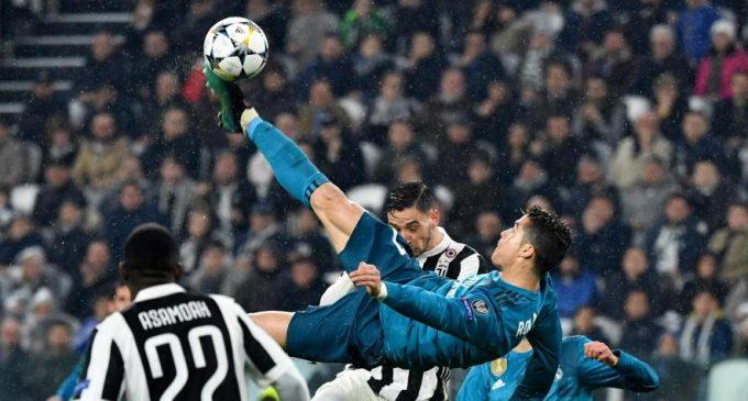 Presidente de Portugal habla del gol del Cristiano