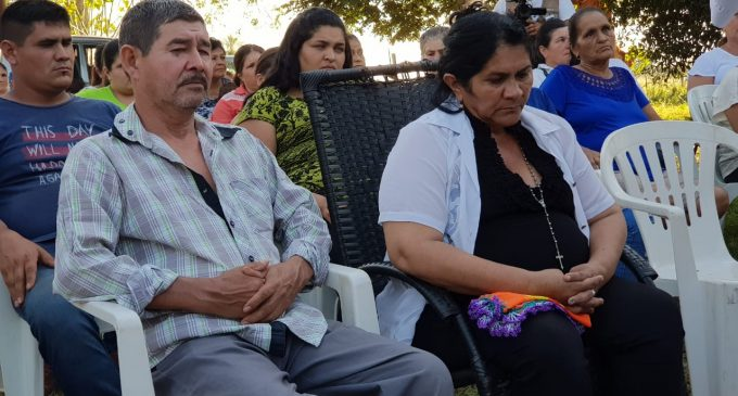 Familiares de Edelio Morínigo cerrarán Ruta Internacional V