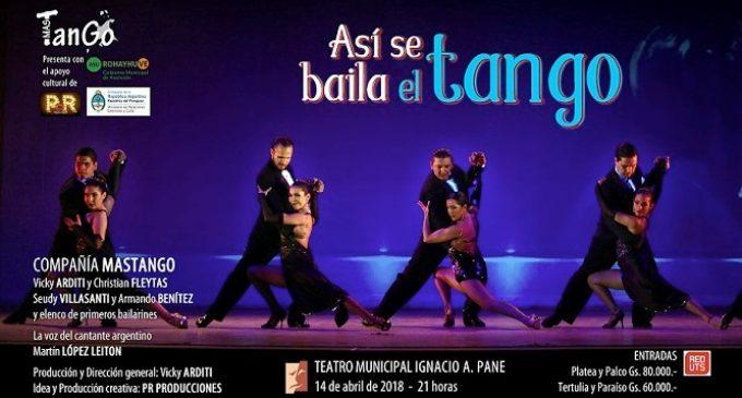 """""""Así se baila el tango"""""""