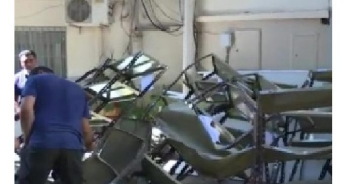 Heridos por estantes en TSJE ya fueron dados de alta