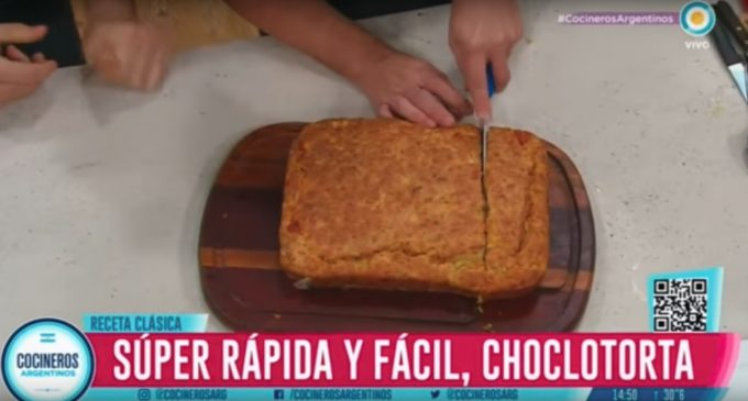 """""""En vano el paraguayo quiere adueñarse de la receta de la chipa guasu"""", dice cocinera"""