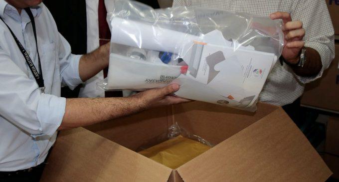 Inicia pre-auditoría de materiales electorales