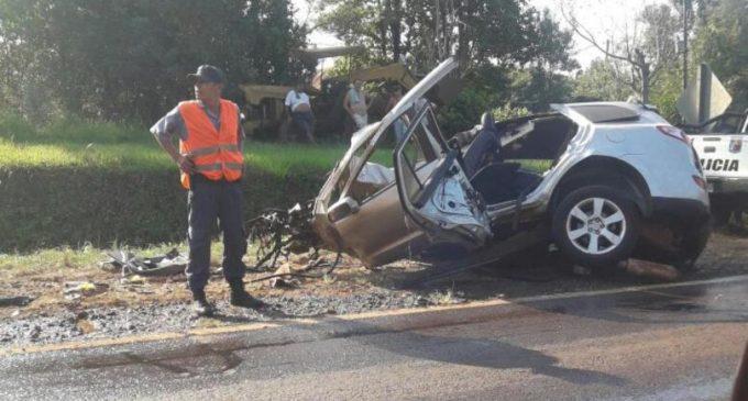 Paraguaya fallece en accidente de tránsito en Argentina
