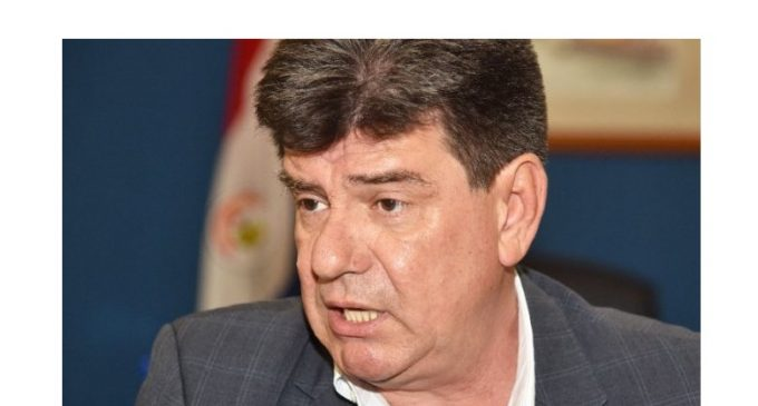 """""""Perdimos por la inutilidad de Efraín"""": Equipo Joven pide renuncia de Alegre a la presidencia del PLRA"""