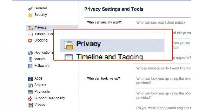 Facebook guarda más de lo que pensamos: Esta es la información que tiene sobre vos