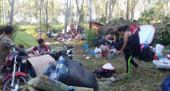 Secretaría de Acción Social asegura que nunca desatendió reclamos de ocupantes del Cuartel de la Victoria