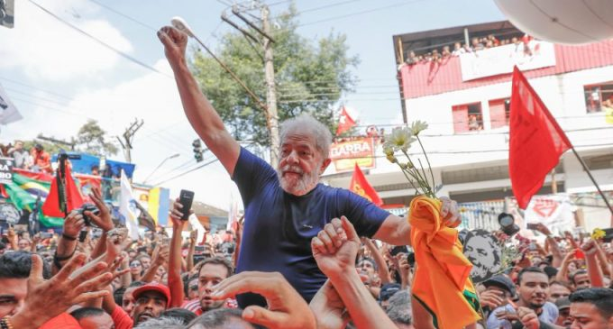 """A Lula se le tiene miedo"", afirma analista"