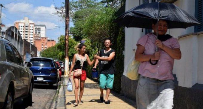 Pronostican inicio de semana caluroso