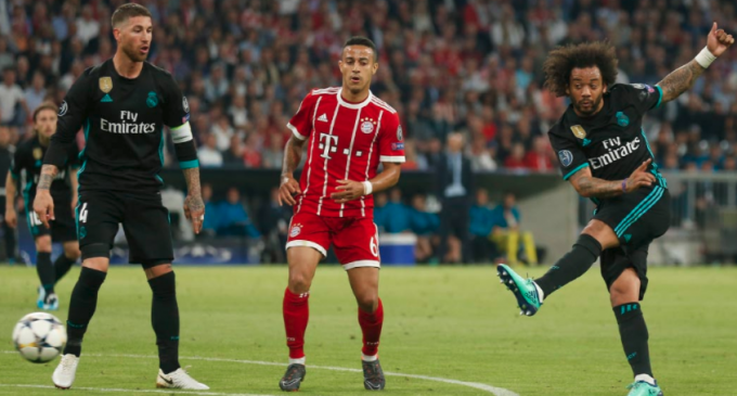Real Madrid vs Bayern: La batalla final hacia Kiev