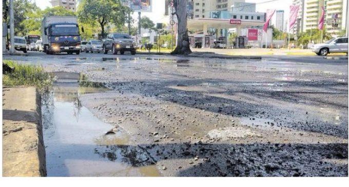 Situación de Aviadores del Chaco se debe a una pérdida de la ESSAP, dice Comuna