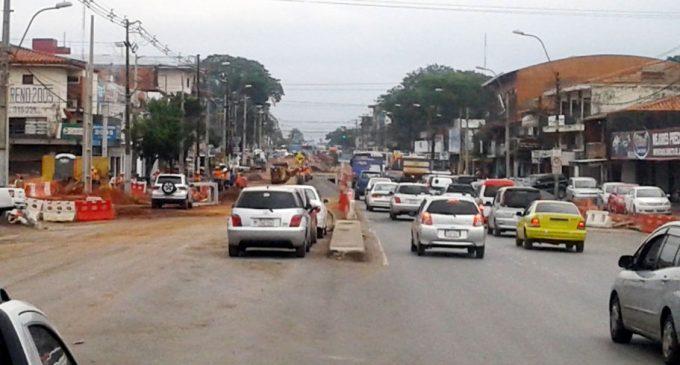 Tema Metrobús: Concejal admite que Fernando de la Mora no posee calles alternativas adecuadas
